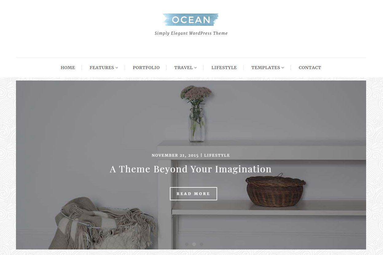 Share 6 template HTML Blog cực đẹp